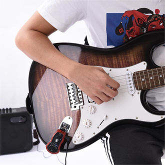 38 off b6 5 in 1 guitar effects portable bluetooth transmitter guitar effector for electric. Black Bedroom Furniture Sets. Home Design Ideas